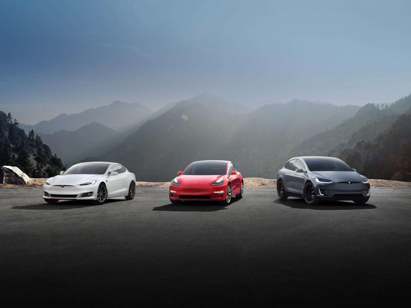 vendite Tesla