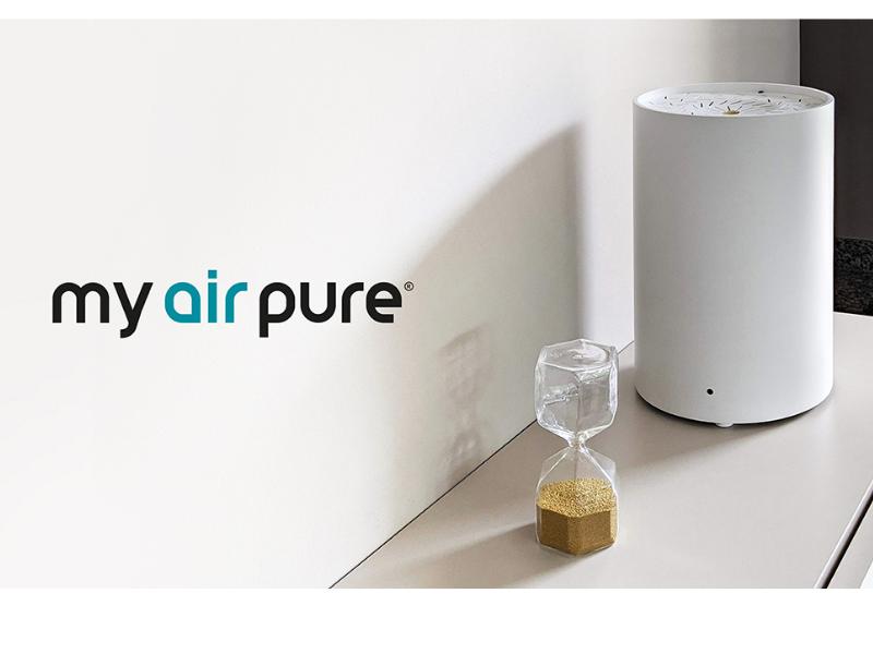 Purificatori d'aria My Air Pure: design e salute
